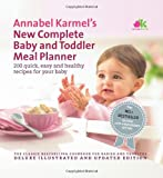 Book - Annabel Karmel's New Complete Baby &amp; Toddler Meal Planner