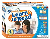 Learn to Read K-1st Grade Full Kit (1601438753) by Hooked on Phonics