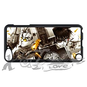 trigun Vash The Stampede X&TLOVE DIY Snap-on Hard Plastic Back Case Cover Skin for iPod Touch 5 5th Generation - 1063