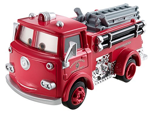 DisneyPixar-Cars-Diecast-Oversized-Red-Vehicle