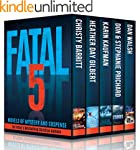 Fatal 5: Novels of Mystery and Suspen...