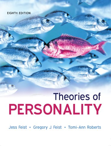 Theories of Personality, 8th edition (Theory Of Personality 8th Edition compare prices)