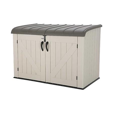 Lifetime–Baúl de almacenamiento exterior tan 191,1X 107,3X 132,2cm 60170