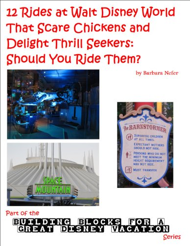 12 Rides at Walt Disney World That Scare Chickens and Delight Thrill Seekers: Should You Ride Them? (Part of the
