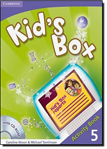 Kid's Box 5 Activity Book with CD-ROM