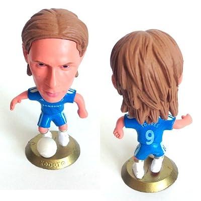 Chelsea FC Fernando Torres #9 Toy Figure 2.5