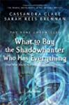 What to Buy the Shadowhunter Who Has...