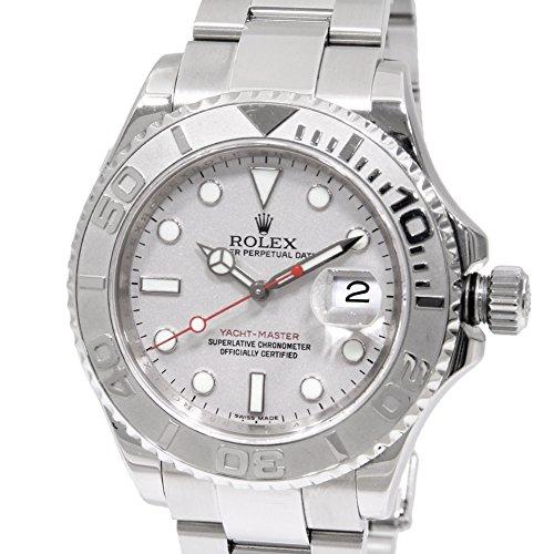 [ロレックス]ROLEX 腕時計 ヨットマスターロレジウム自動巻き 16622 メンズ 中古