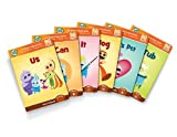 LeapFrog LeapReader Junior: Ready to Read Book Set (works with Tag Junior) Children, Kids, Game, Child, Play