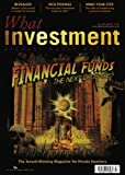 img - for What Investment - July 2011 (What Investment Magazine) book / textbook / text book