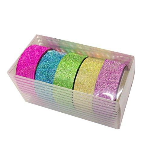 Küchenutensilienhalter Wmf ~ washi klebeband ddlbiz u00ae 5x washi masking sticky papier dekorative scrapbooking lonesomehiker