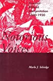 img - for Notorious Voices: Feminist Biblcal Interpretation, 1500-1920 book / textbook / text book