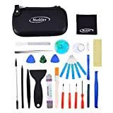 Mudder 29 in 1 Universal Screen Removal Opening Repair Tool Kit Pry Tools Kit and Screwdriver Set for iPhone, Motorola, Sony, Samsung, iPad, Tablets and Laptop