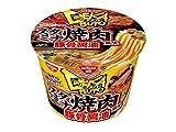 日清食品 日清デカブト スタミナ焼肉風味 豚骨醤油 107g×12個