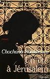 echange, troc Chochana Boukhobza - Un été à Jérusalem