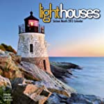Lighthouses 2013 Wall Calendar