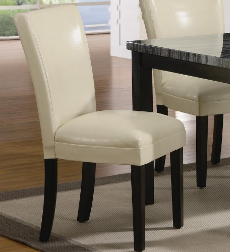 Ivory Dining Room Chairs Elmerson Tufted Ivory Linen Dining Chair
