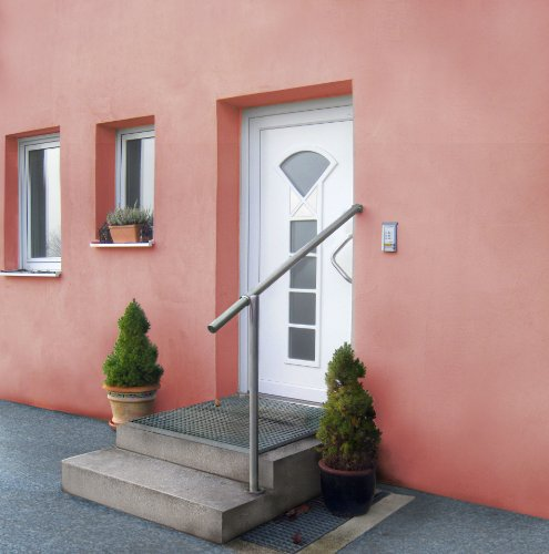edelstahl v2a rohr edelstahlrohr poliert f r innen und aussen handlauf relingsystem treppen. Black Bedroom Furniture Sets. Home Design Ideas