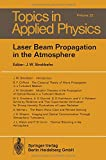 img - for Laser Beam Propagation in the Atmosphere (Topics in Applied Physics) book / textbook / text book