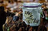7-OX-Containers-Flora-9oz-Beautiful-Jar-for-Beautiful-Contents-Always-Handmade-Always-Sustainable-Always-Dope