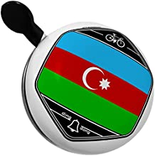 Bicycle Bell Azerbaijan Flag by NEONBLOND