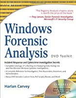 Windows Forensic Analysis Including DVD Toolkit ebook download