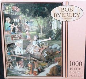 Bob Byerley Puzzle Barnstormers
