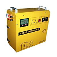 Heavy Duty Solar Generator by Power Sour...