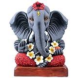 Art Maharaja Elephant Head Ganesha 1-Polyresin