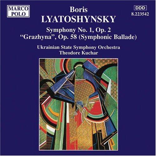 Boris LYATOSHINSKY - Page 2 51P5wtOlrDL
