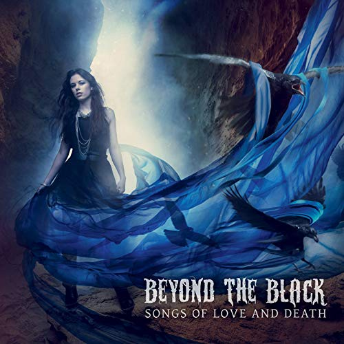 CD : BEYOND THE BLACK - Songs Of Love And Death