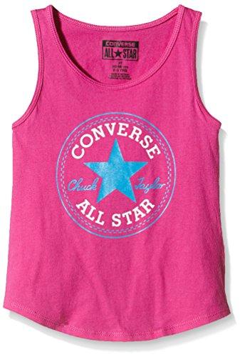 Converse Chuck Patch-Tank Top Bambina    Pink (Plastic Pink) 14-15 Anni