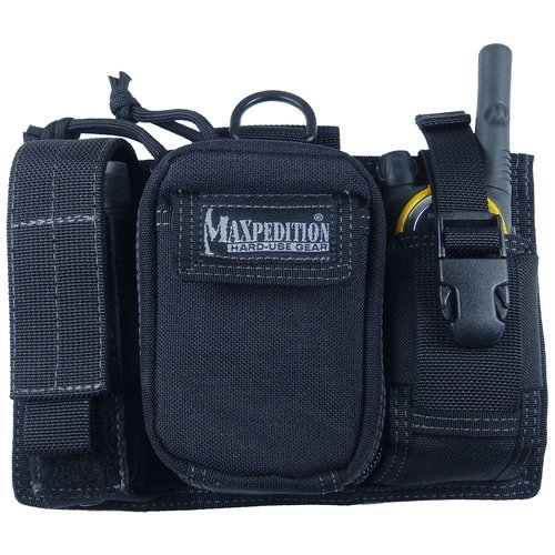 Maxpedition Triad Admin Pouch (Black)