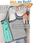 Bags and Totes Crochet Patterns: 11 F...