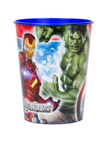 Avengers Party Cup (each) - 1
