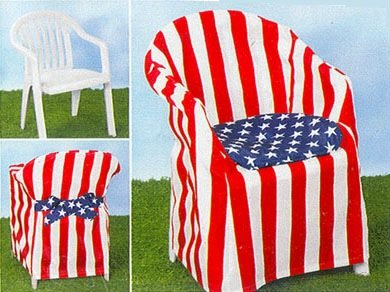 Best Deal With Decorative Patriotic Outdoor Chair Covers