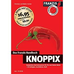 eBook Cover für  Das Franzis Handbuch Knoppix