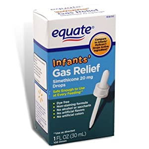 Amazon Com Equate Infants Gas Relief Drops