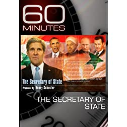 60 Minutes - The Secretary of State