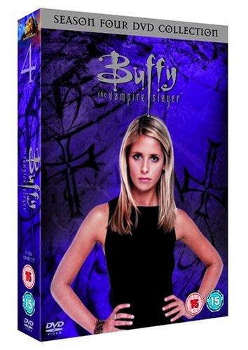 Buffy the Vampire Slayer – Season 4 [DVD]