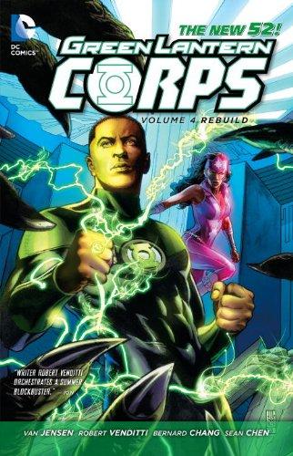 Green Lantern Corps Vol. 4: Rebuild (The New 52) (Green Lantern Corps Vol 1 compare prices)