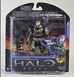 McFarlane Toys Halo Reach Series 5 Spartan Gungnir Custom Action Figure by McFarlane Toys [Toy]