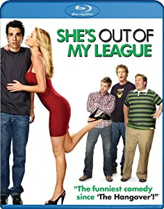 "Cover of ""She's Out of My League  [Blu-ra..."