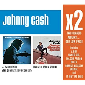 Closing Medley: Folsom Prison Blues/I Walk The Line/Ring Of Fire/The Rebel - Johnny Yuma (Live)