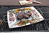 Charcoal Companion CC3130 Sear and Grill Plancha, Steel