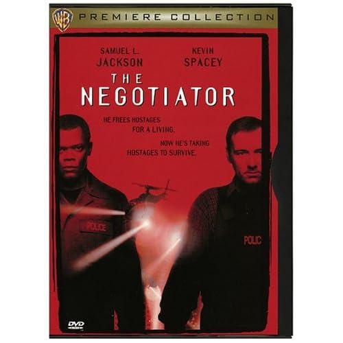 Переговорщик / The Negotiator (Ф. Гэри Грэй / F. Gary Gray) [1998, США, Триллер, Детектив, DVD9] Перевод: Гаврилов, дубляж