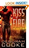 Kiss of Fire: A Dragonfire Novel (Signet Eclipse)