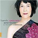 Handel - Opera Arias / Piau � Les Talens Lyriques � Rousset