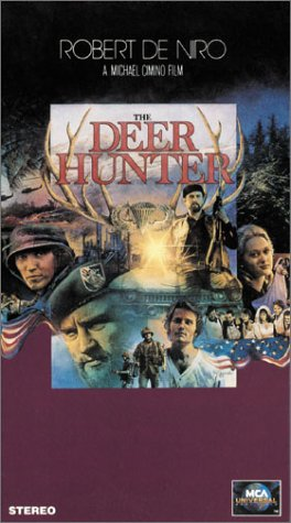 The Deer Hunter [VHS]