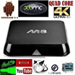 ANDROID TV BOX M8/MXIII/4K FULLY LOAD...